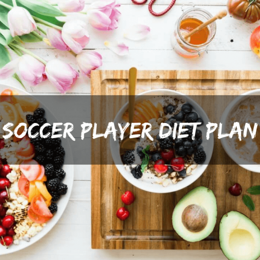 diet plan for the soccer player