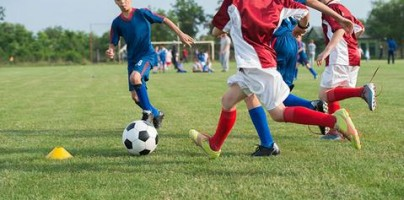 Seven steps to learn soccer for kids