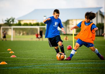 Nine soccer tryout drills for skill evaluation