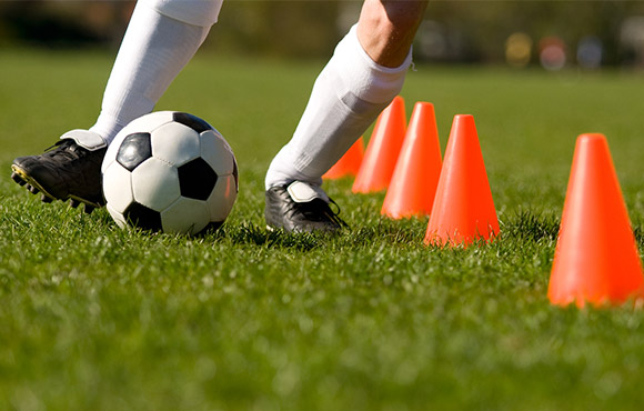 8 and 9 Year old soccer drills