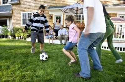 some party games for soccer kids