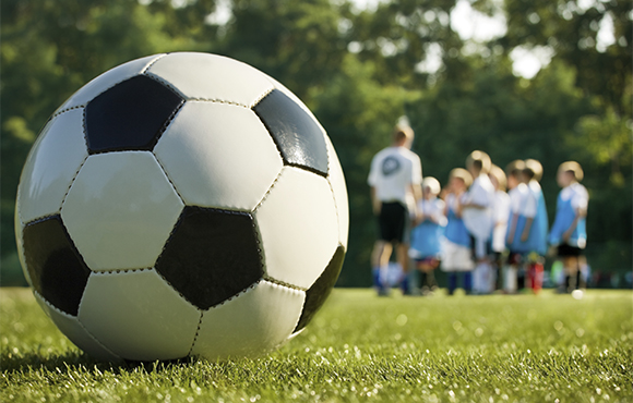 What are the primary skills in soccer