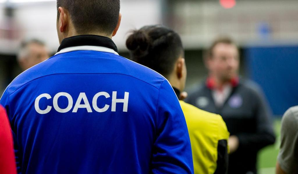 A step by step guide line on how to become a professional soccer coach