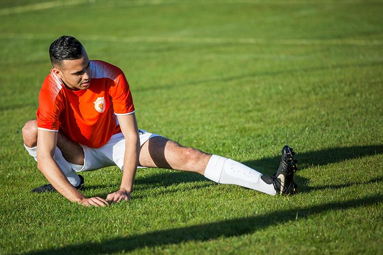 Best stretching drills for soccer players
