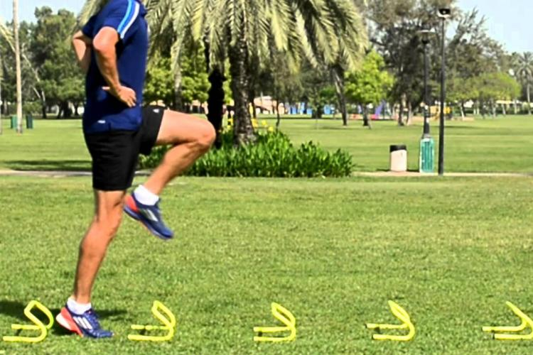 Get to know aboutthe drills to improve your football fitness