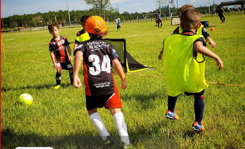 TEAM U5: SOCCER FOR 3, 4 AND 5-YEAR-OLDS