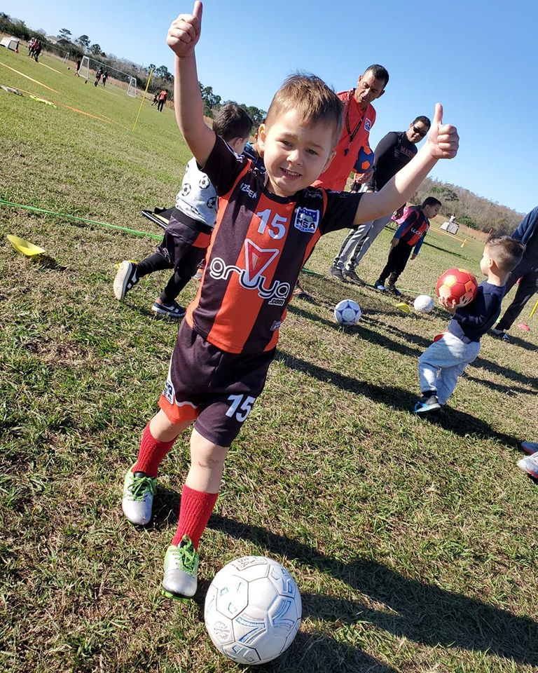 Get to know about some party games of soccer kids